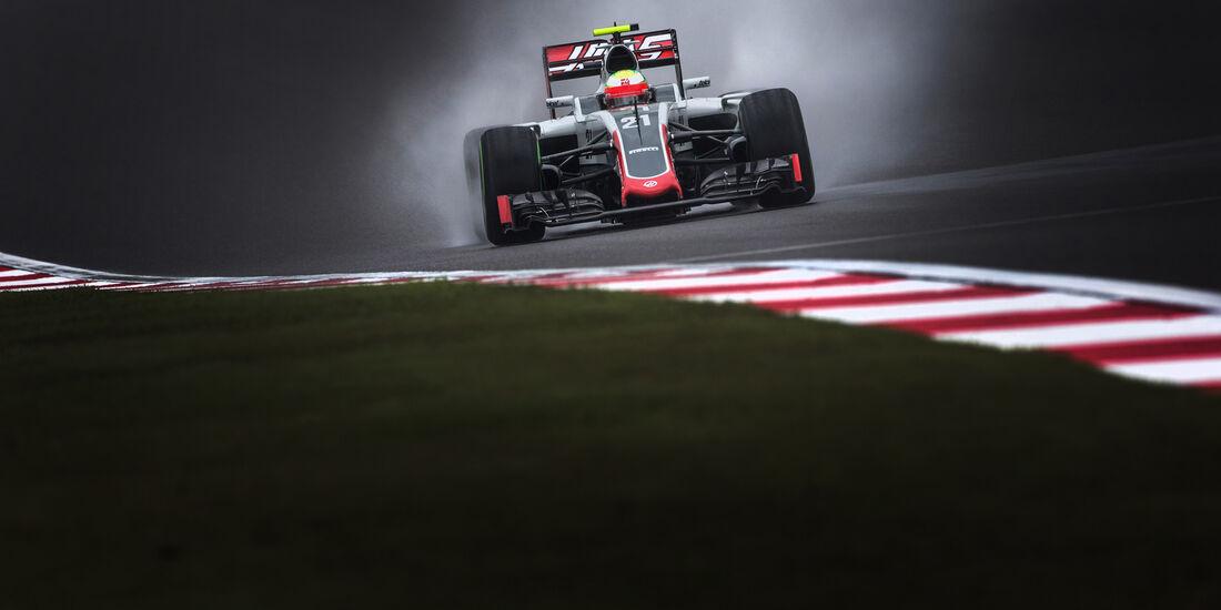 Danis Bilderkiste - Formel 1 - GP China 2016