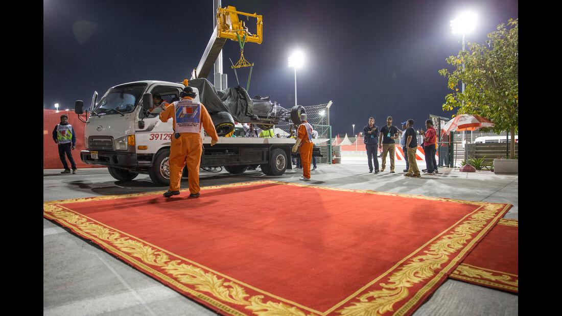 Danis Bilderkiste - GP Bahrain 2014