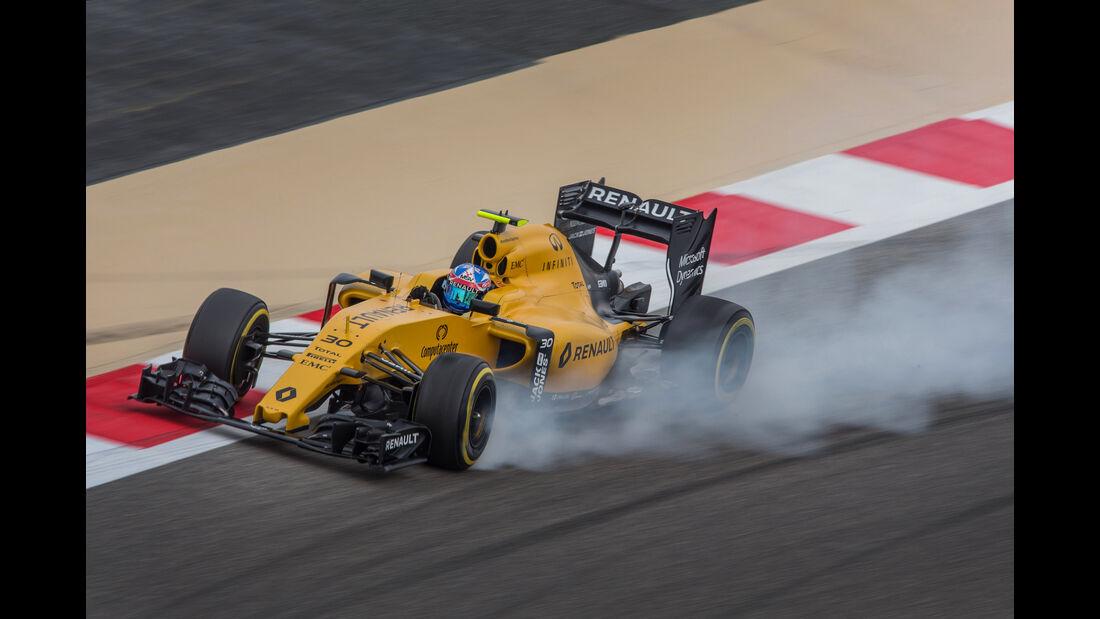 Danis Bilderkiste - GP Bahrain 2016