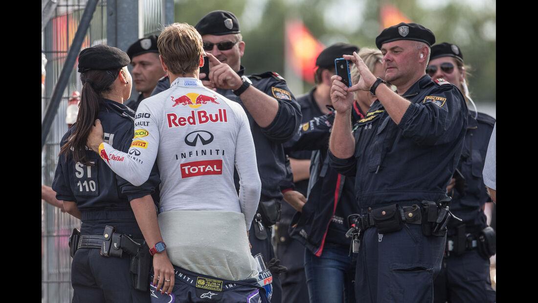 Danis Bilderkiste - GP Österreich 2014