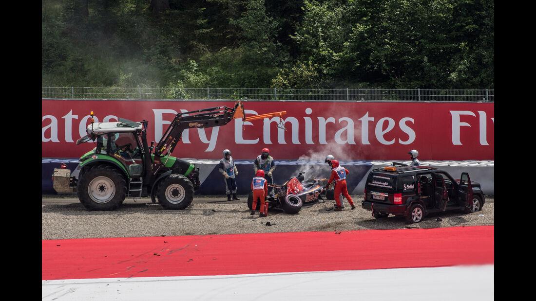 Danis Bilderkiste - GP Österreich 2016