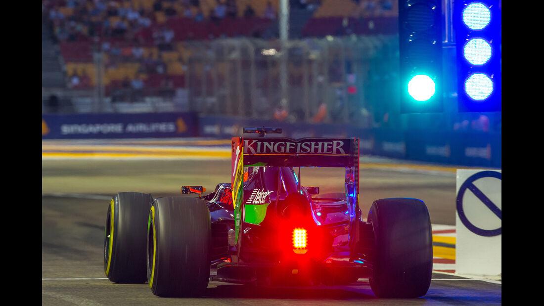 Danis Bilderkiste - GP Singapur 2014