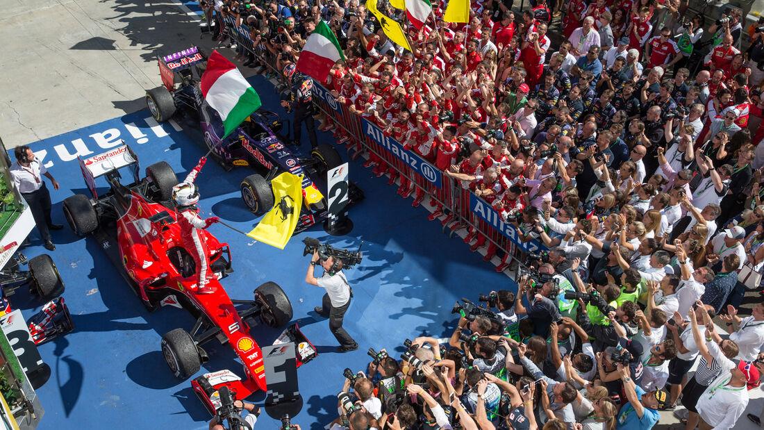 Danis Bilderkiste - GP Ungarn 2015