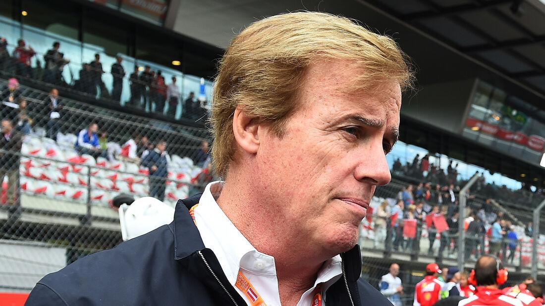 Danny Sullivan - F1 - 2015