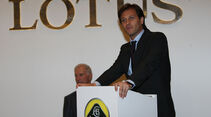 Dany Bahar, CEO of Group Lotus PLC