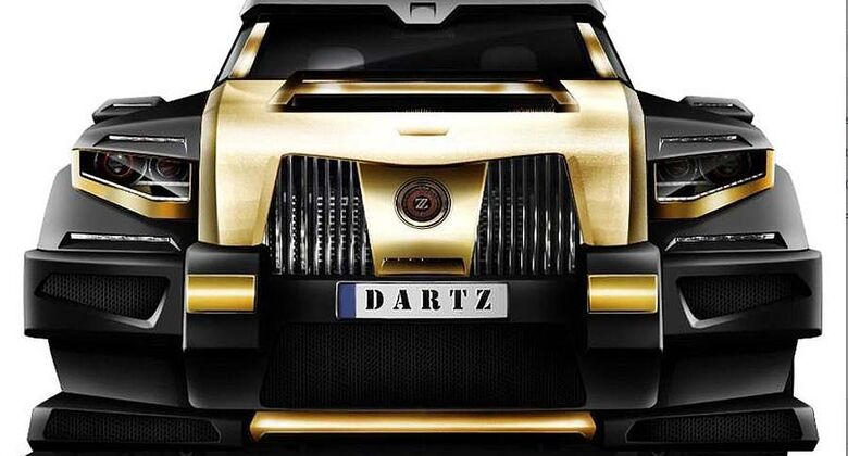 Dartz Black Snake Luxus-SUV