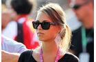 Dasha Kapustina (Freundin von Fernano Alonso) - Formel 1 - GP Italien - 7. September 2013
