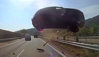 Dashcam-Screenshot Russland