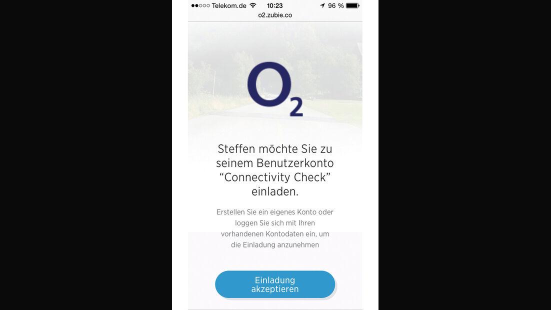 Datenschutz, O2
