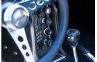 Datsun 1600 Sports, Bedienelemente