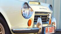 Datsun 1600 Sports, Front, Frontscheinwerfer