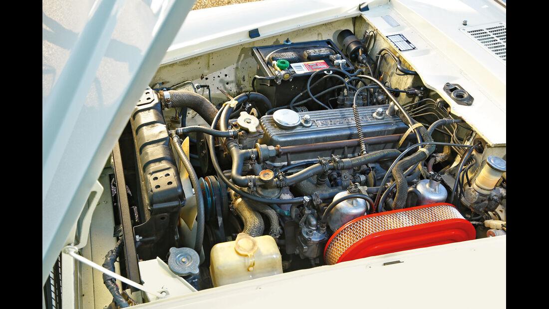 Datsun 1600 Sports, Motor