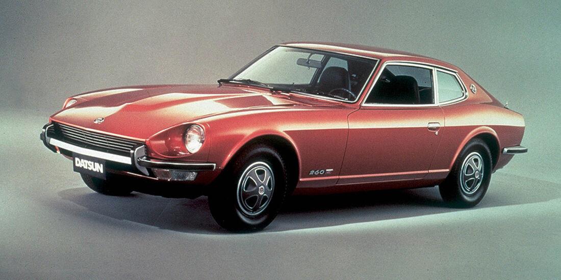 Datsun, 240 Z, Nissan, mokla, Z-Modelle