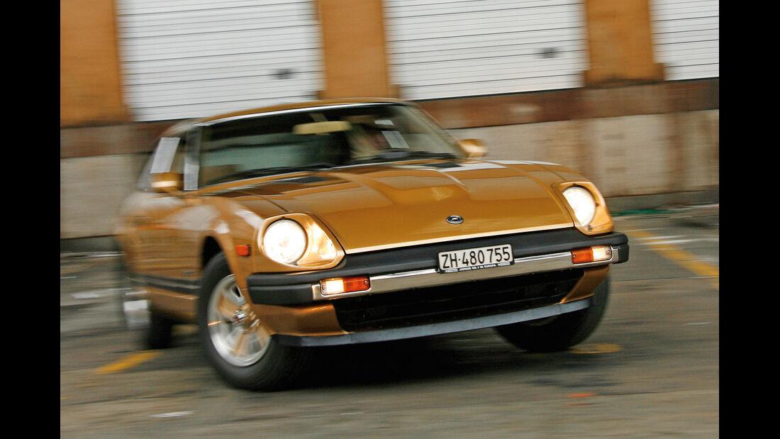 Datsun 280 ZXT, Frontansicht