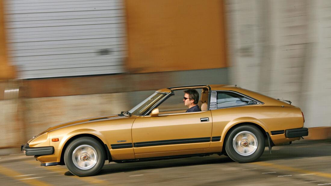 Datsun 280 ZXT, Seitenansicht