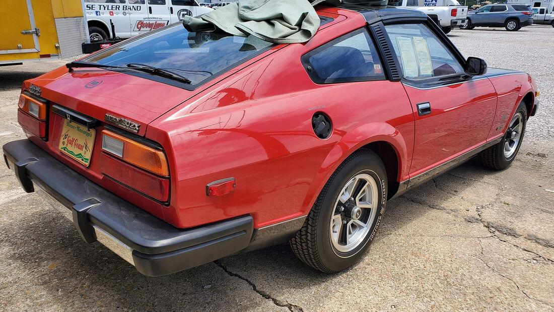Datsun 280ZX 1980 Jubiläumsmodell Neu-Zustand