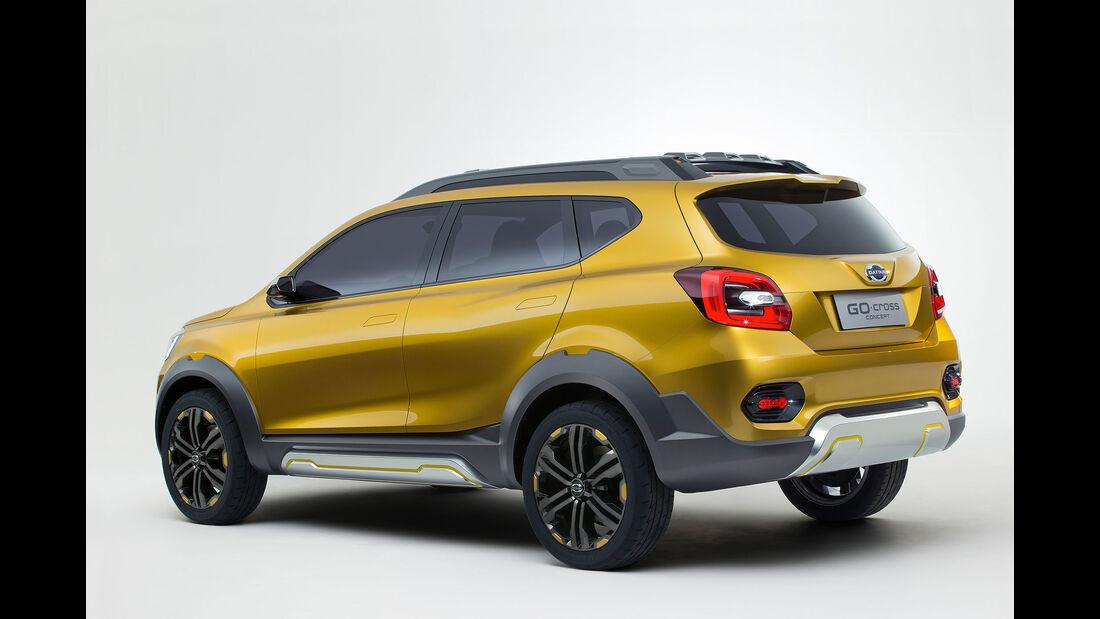 Datsun Go Cross Concept Tokio Motor Show 2015