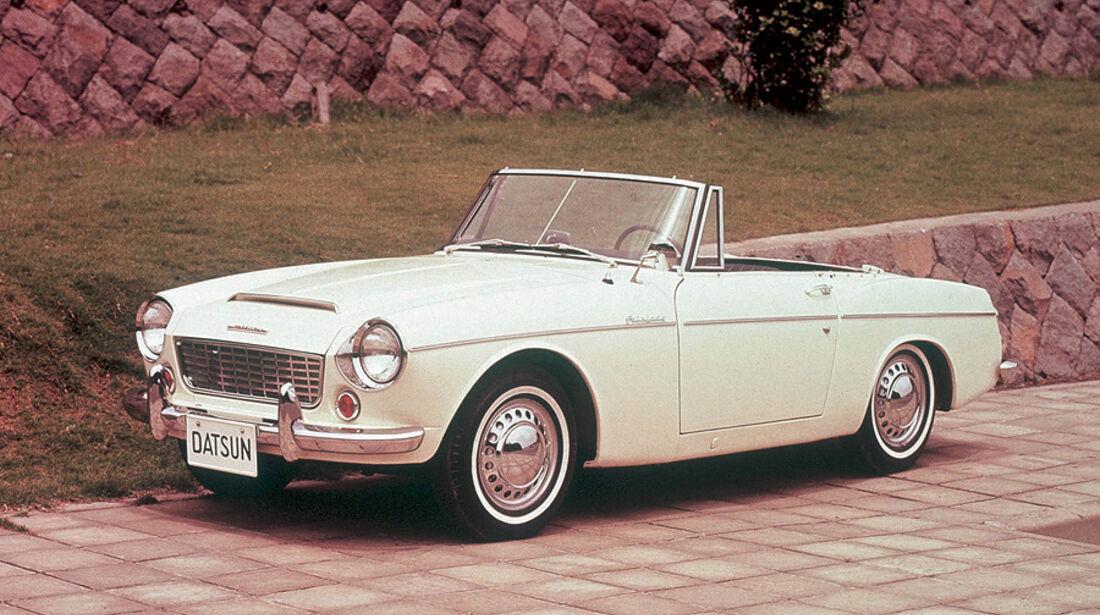 Datsun Sport 1500, in Japan liebevoll Fairlady 1500 genannt, von 1962