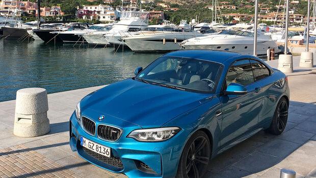 Dauertest, BMW M2, spa03/2019