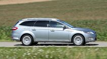 Dauertest Ford Mondeo Turnier 2.0