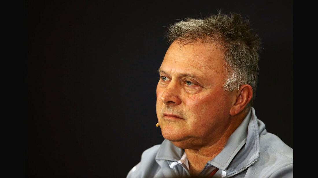 Dave Ryan - Manor - F1