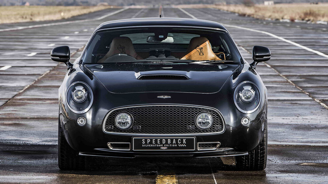 David Brown Speedback Silverstone Edition