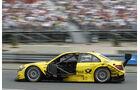 David Coulthard DTM-Crash
