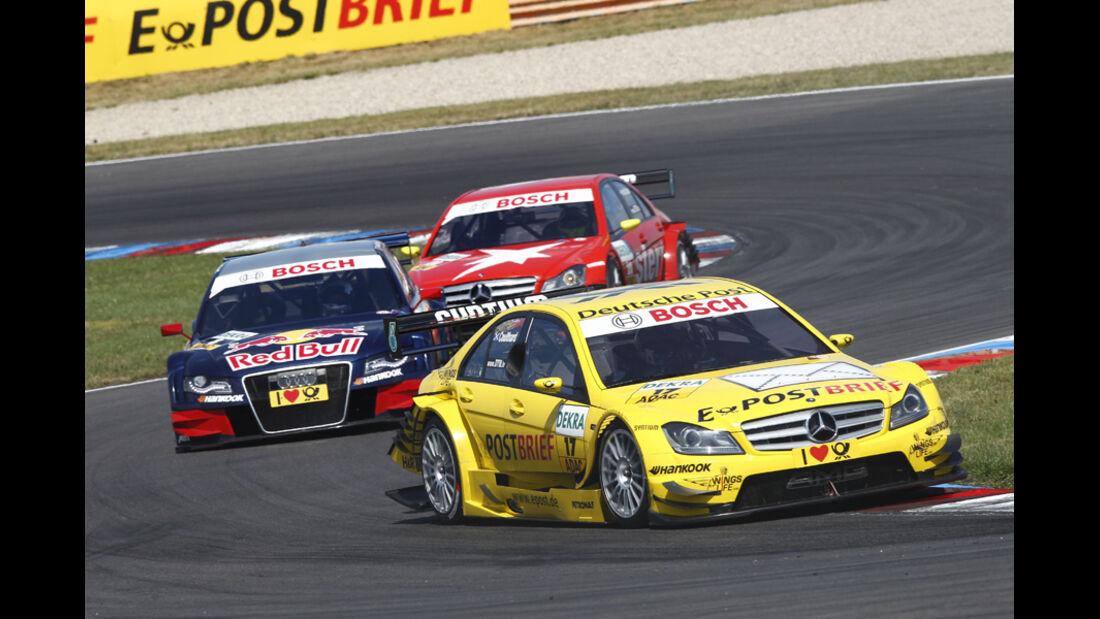 David Coulthard DTM Lausitzring 2011