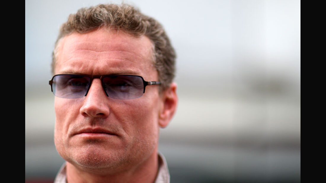 David Coulthard - GP England - Qualifying - 9. Juli 2011