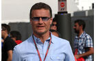 David Coulthard GP Spanien 2011