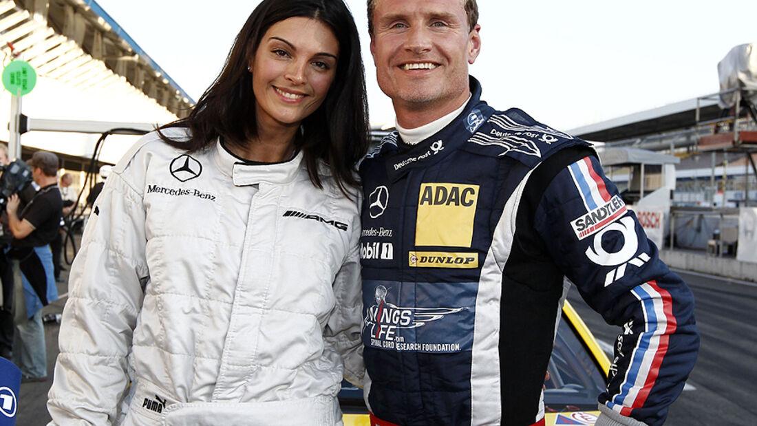 David Coulthard Karen Minier