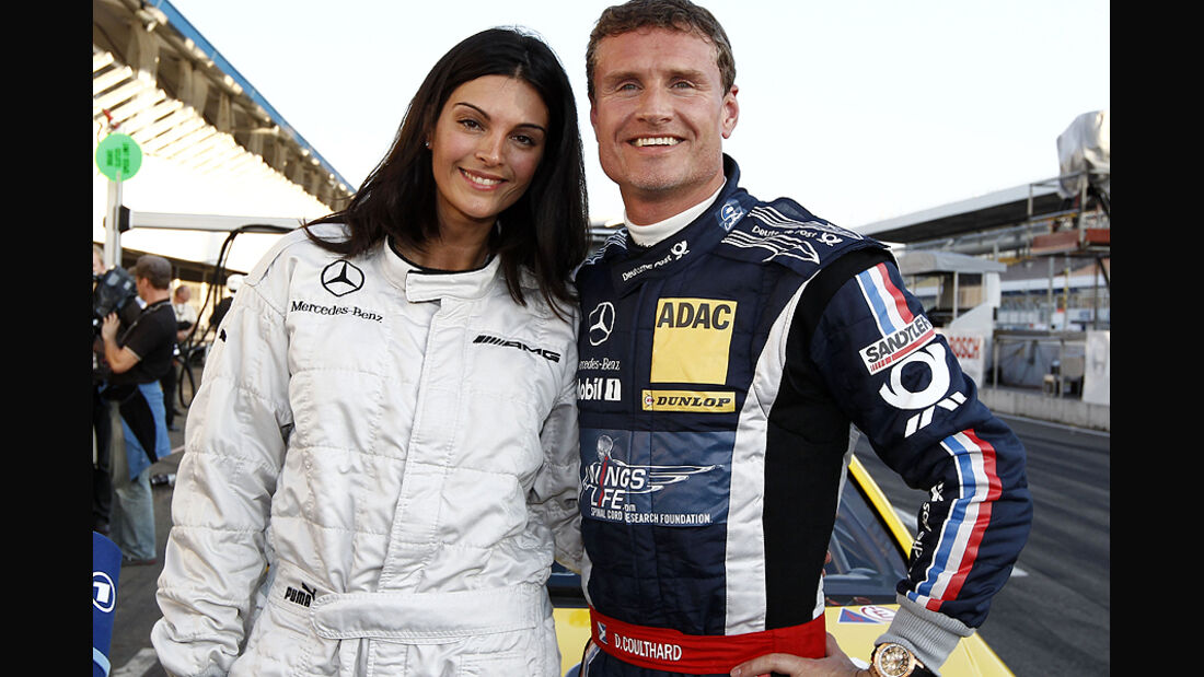 David Coulthard Karen Minier
