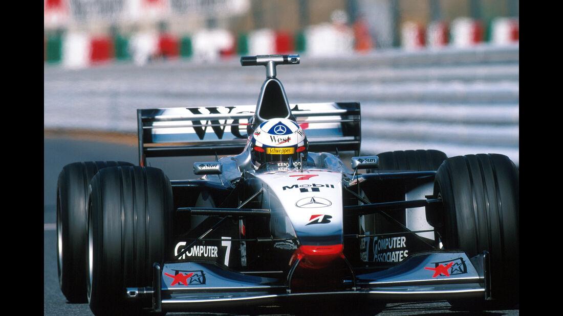 David Coulthard - McLaren MP4-13 - GP Japan 1998