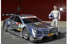 David Coulthard Mercedes DTM 2012