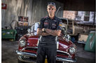 David Coulthard - Red Bull Classic-Cars in Kuba - 2013