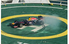 David Coulthard - Showrun - Donuts - Dubai - Burj al Arab - 2013