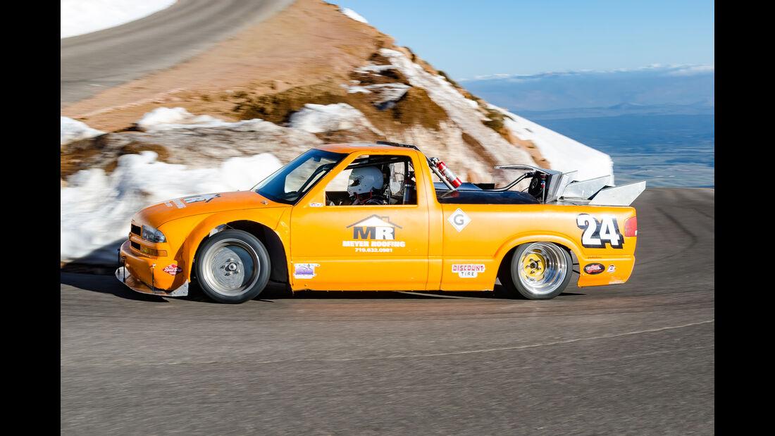 David Meyer - Chevy S-10 - Pikes Peak International Hillclimb 2016