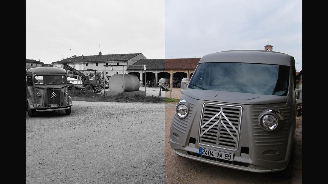 David Obendorfer Typ H 70th Anniversary Van