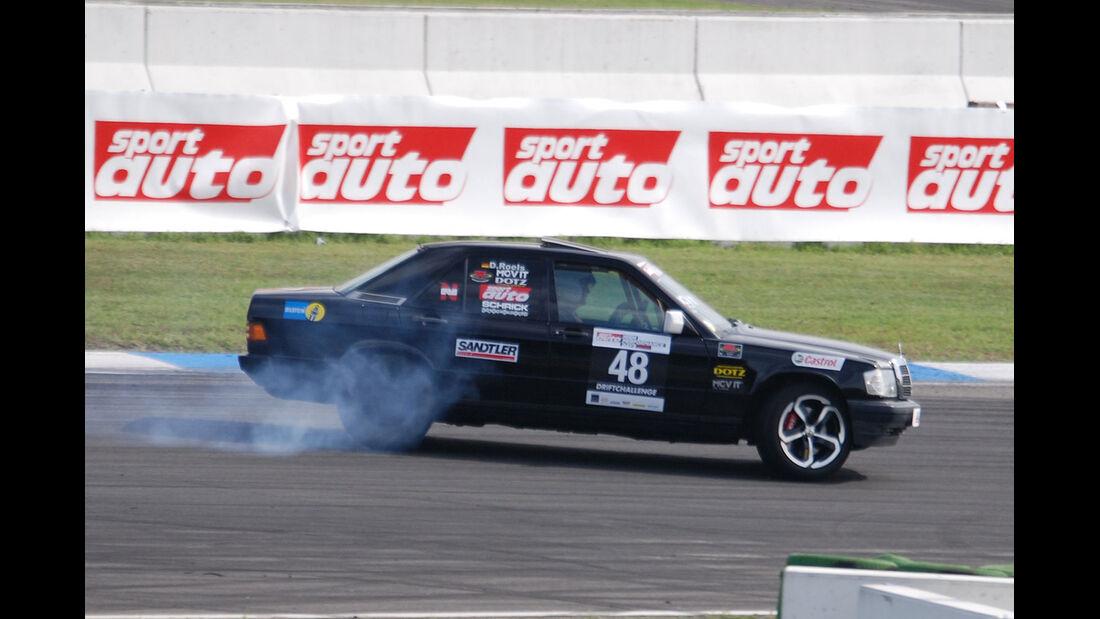 David Roels, Drifter48DriftChallenge, High Performance Days 2012, Hockenheimring