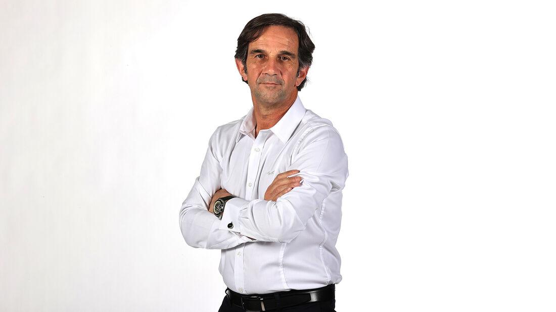Davide Brivio - Alpine - Formel 1 - 2021
