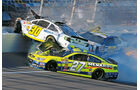 Daytona 500, NASCAR, Kligerman, Crash