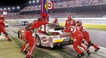 Daytona 500, NASCAR, Kyle Larson, Tankstopp