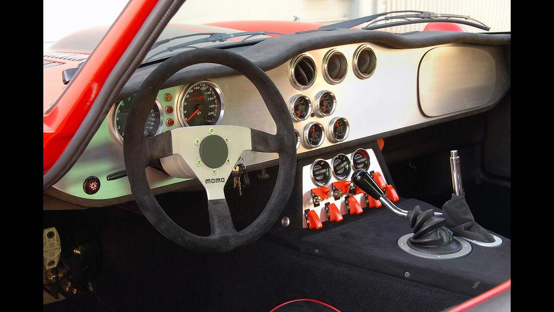 Daytona Coupe Le Mans Edition by Exotic Auto Restoration
