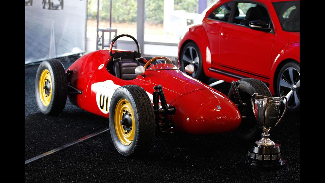 Daytona, Formel V, Rennwagen