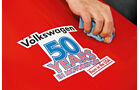Daytona, Volkswagen, Aufkleber