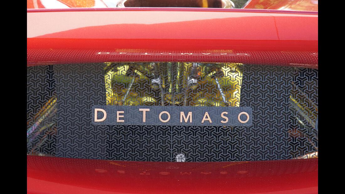 De Tomaso P72