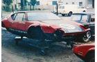 De Tomaso Pantera GR. 4, Chassis