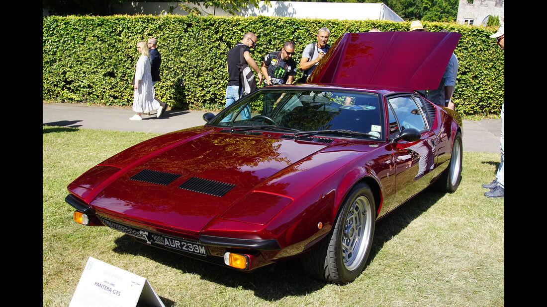De Tomaso Pantera GTS (1973 bis 1985)