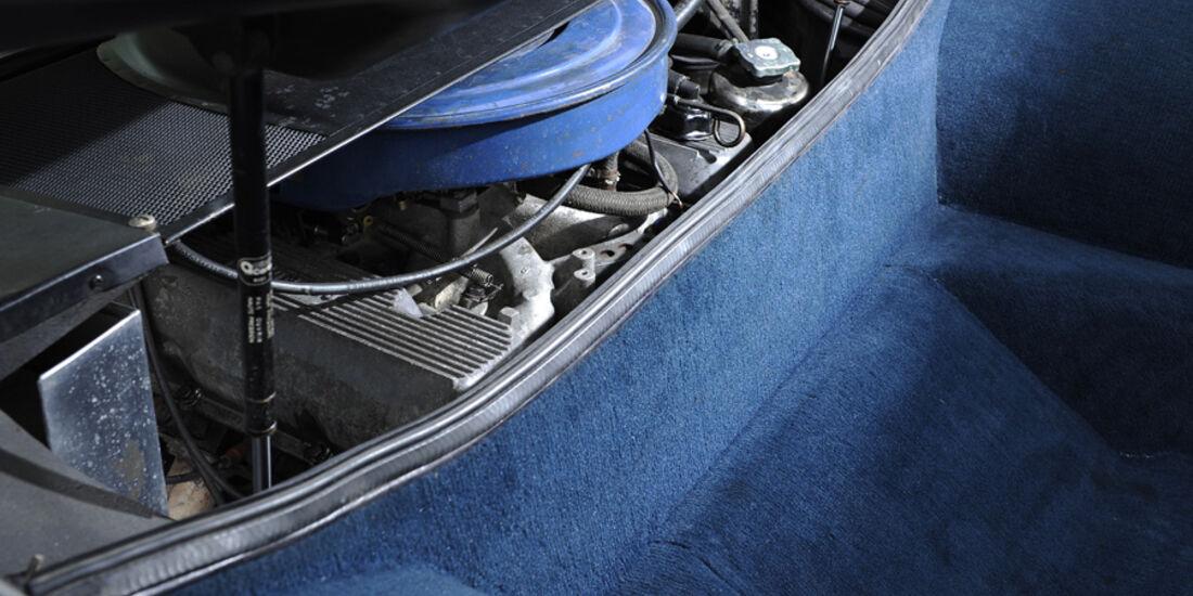 De Tomaso Pantera GTS, Motor