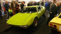 De Tomaso Pantera auf der Bremen Classic Motorshow 2020